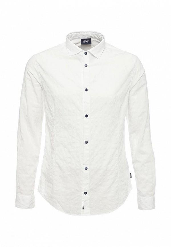 Рубашка с длинным рукавом Armani Jeans (Армани Джинс) 3y6c24 6N2GZ