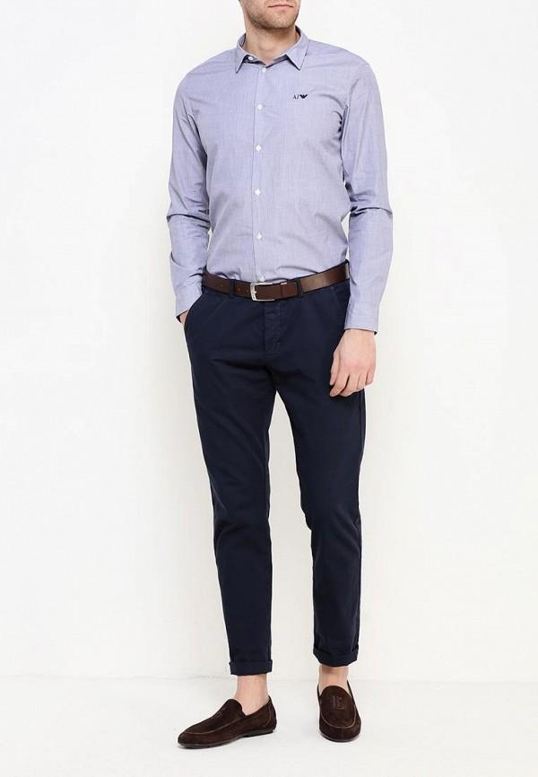 Рубашка с длинным рукавом Armani Jeans (Армани Джинс) 8n6c09 6N04Z: изображение 6
