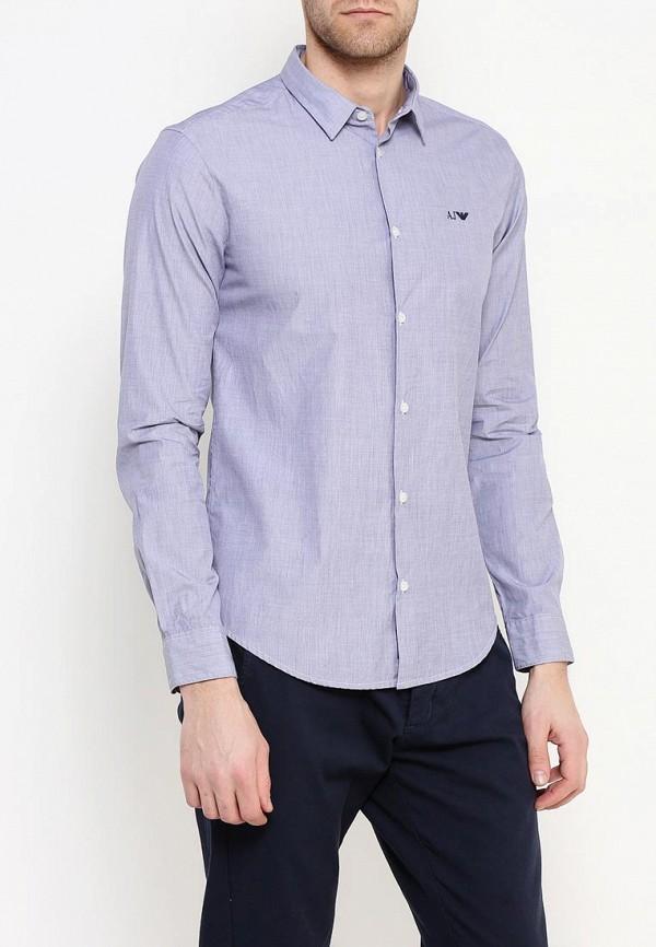 Рубашка с длинным рукавом Armani Jeans (Армани Джинс) 8n6c09 6N04Z: изображение 7
