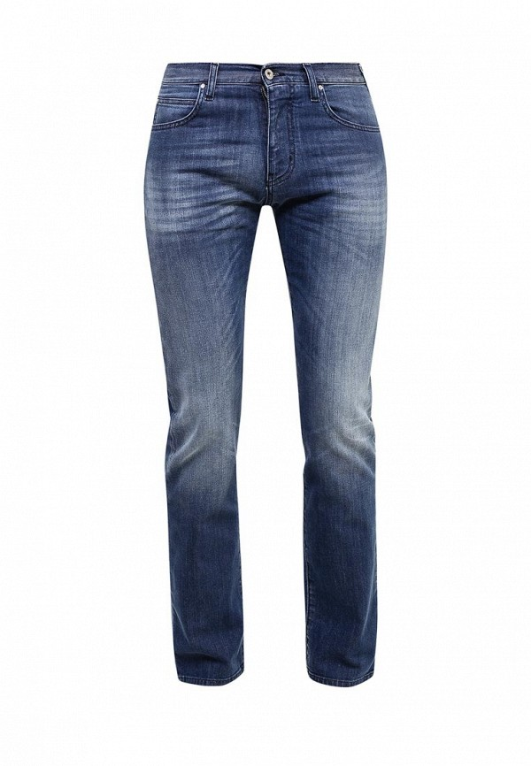 Зауженные джинсы Armani Jeans (Армани Джинс) 3Y6J45 6D14Z