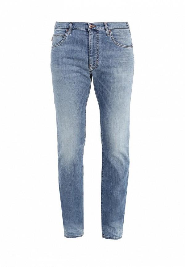 Зауженные джинсы Armani Jeans (Армани Джинс) 3y6j45 6d10z