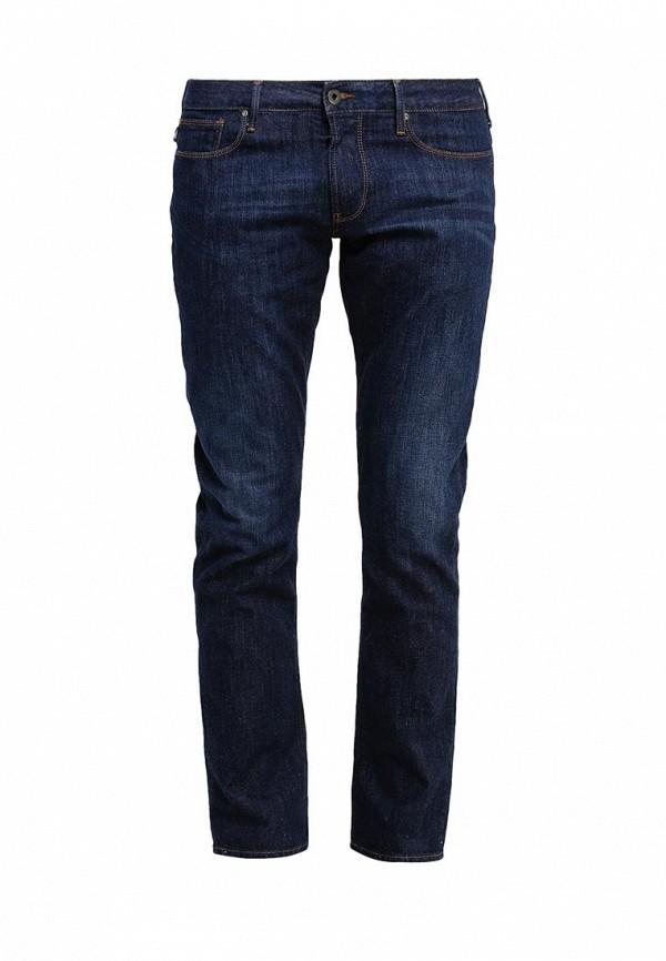 Зауженные джинсы Armani Jeans (Армани Джинс) 8n6j06 6d0lz