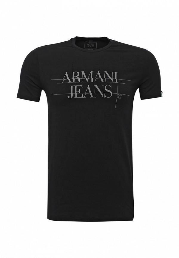 Футболка Armani Jeans Armani Jeans AR411EMTXW60 armani jeans armani jeans ar411ewfop37