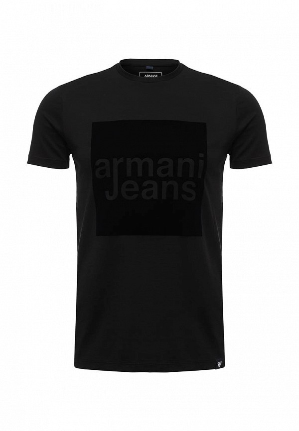 Футболка Armani Jeans Armani Jeans AR411EMTXW71