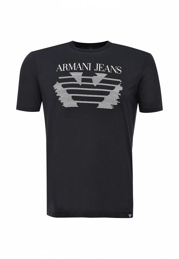Футболка Armani Jeans Armani Jeans AR411EMTXW75  armani jeans 925199 7p588 31835