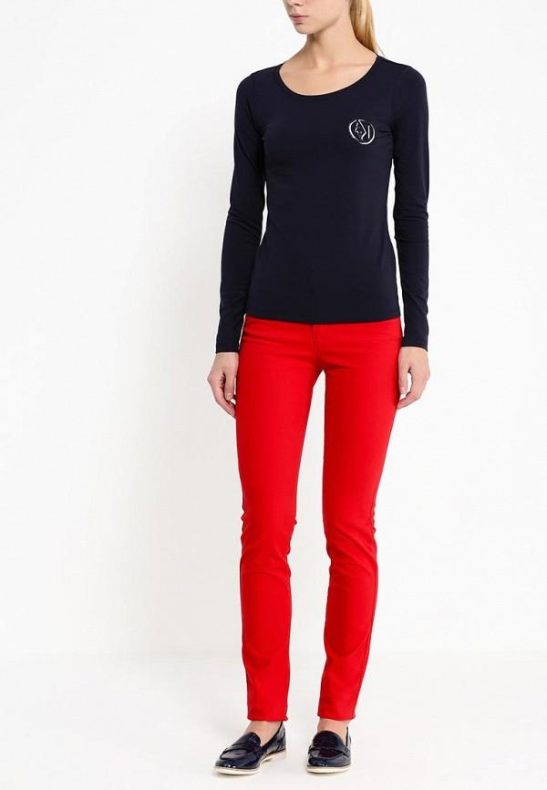 Футболка с длинным рукавом Armani Jeans (Армани Джинс) B5H39 UQ: изображение 3