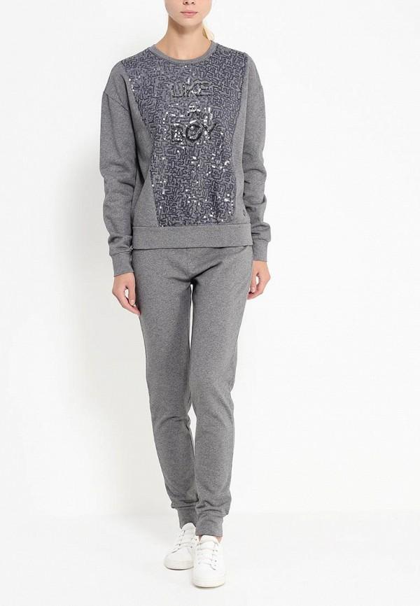 Толстовка Armani Jeans (Армани Джинс) B5M09 UD: изображение 3