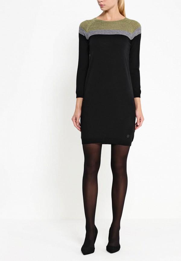 Вязаное платье Armani Jeans (Армани Джинс) B5W94 YE: изображение 3