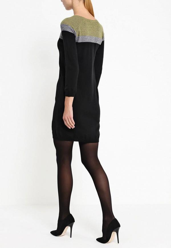 Вязаное платье Armani Jeans (Армани Джинс) B5W94 YE: изображение 4