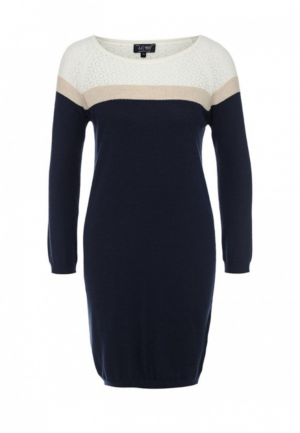 Вязаное платье Armani Jeans (Армани Джинс) B5W94 YE: изображение 1