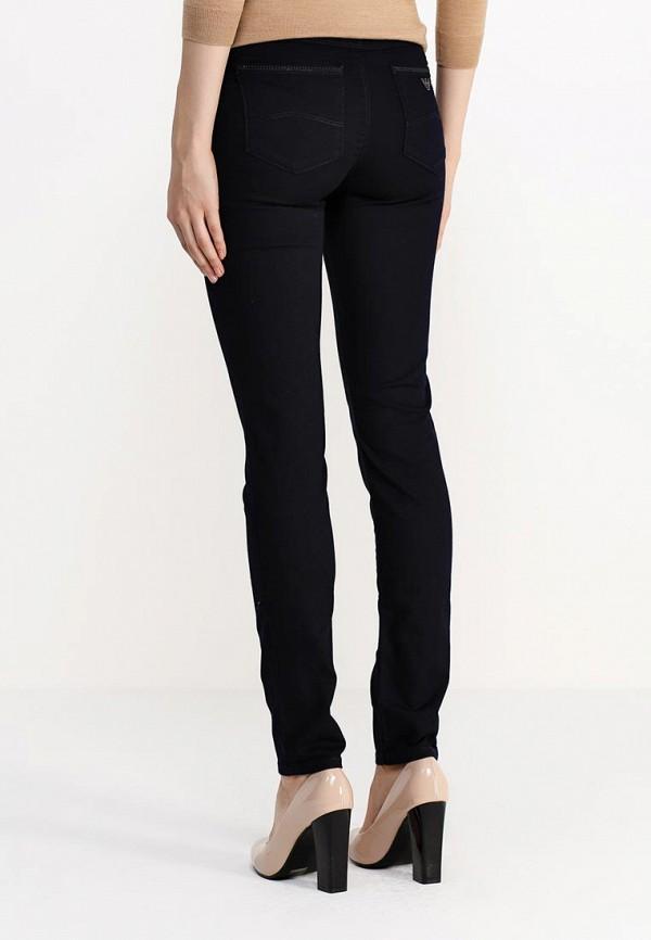 Зауженные джинсы Armani Jeans (Армани Джинс) B5J28 9G: изображение 4