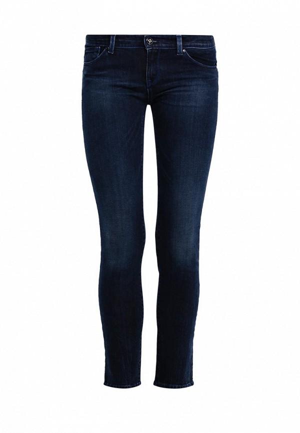 Зауженные джинсы Armani Jeans (Армани Джинс) B5J23 1J: изображение 1
