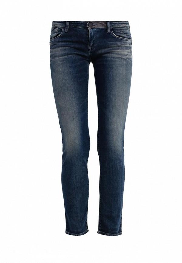 Зауженные джинсы Armani Jeans (Армани Джинс) B5J06 5M: изображение 1