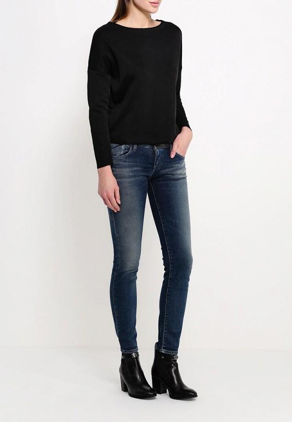 Зауженные джинсы Armani Jeans (Армани Джинс) B5J06 5M: изображение 2
