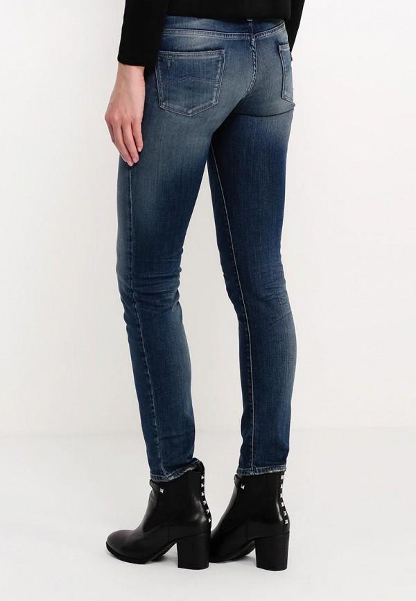Зауженные джинсы Armani Jeans (Армани Джинс) B5J06 5M: изображение 4