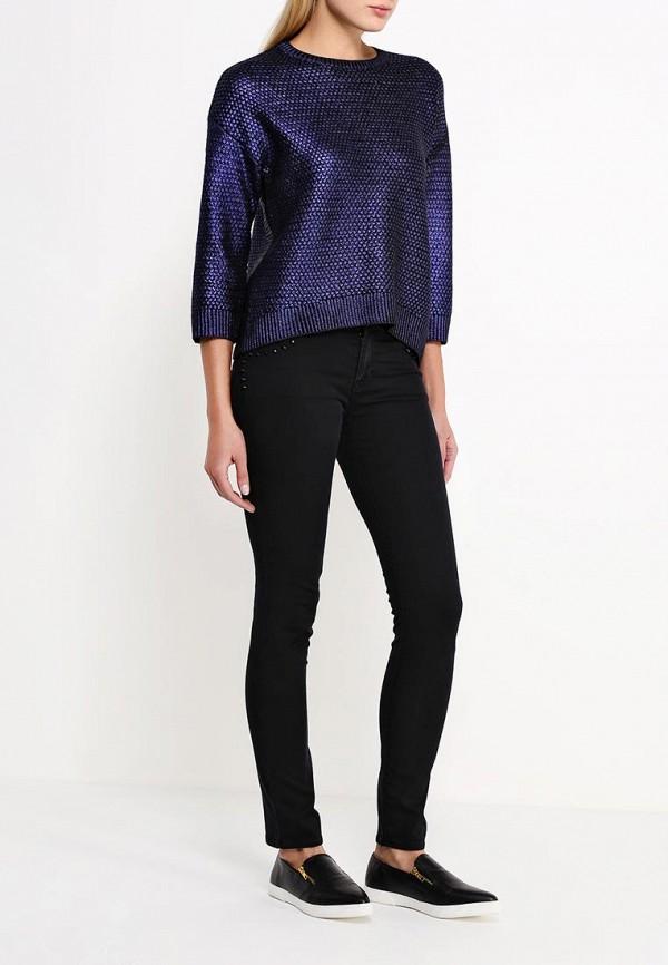 Зауженные джинсы Armani Jeans (Армани Джинс) B5J23 9E: изображение 2