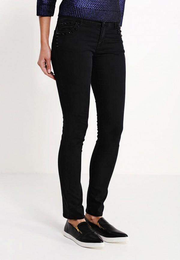Зауженные джинсы Armani Jeans (Армани Джинс) B5J23 9E: изображение 3