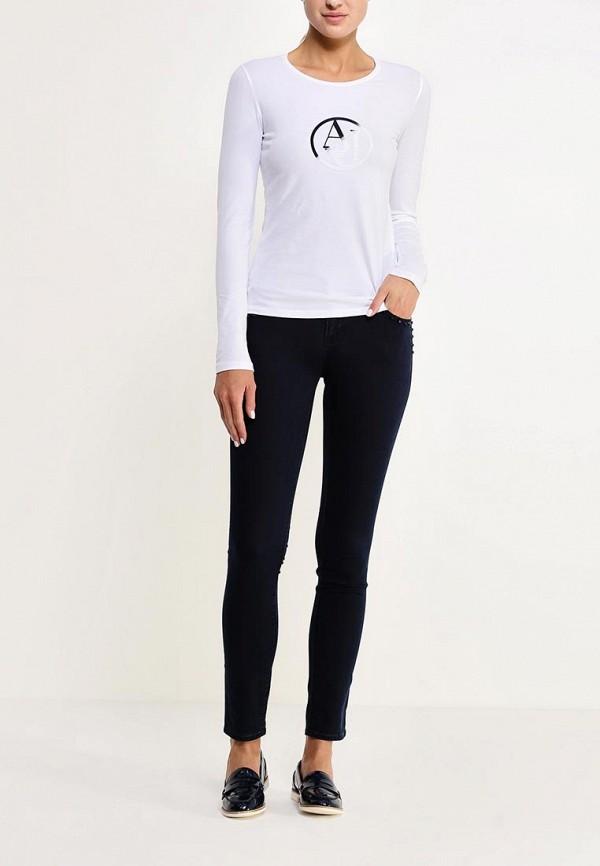 Зауженные джинсы Armani Jeans (Армани Джинс) B5J06 9E: изображение 3