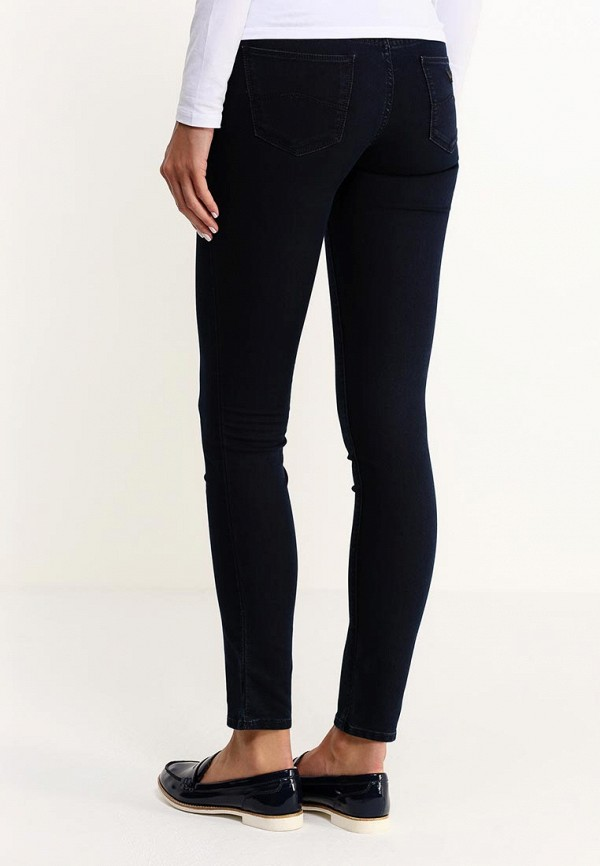 Зауженные джинсы Armani Jeans (Армани Джинс) B5J06 9E: изображение 4