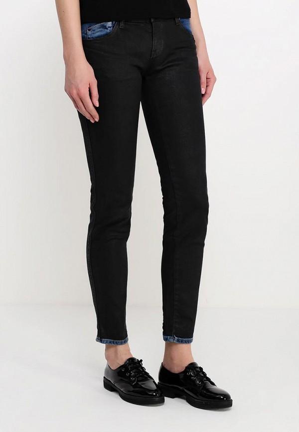 Зауженные джинсы Armani Jeans (Армани Джинс) B5J06 5P: изображение 3