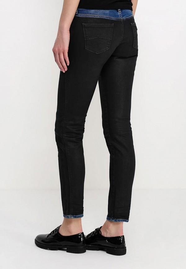 Зауженные джинсы Armani Jeans (Армани Джинс) B5J06 5P: изображение 4