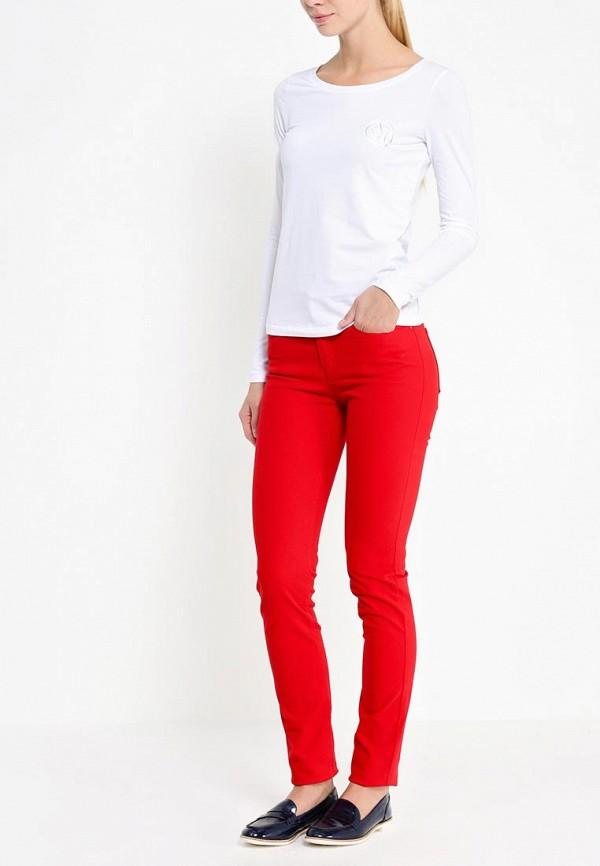 Женские зауженные брюки Armani Jeans (Армани Джинс) B5J18 GE: изображение 3