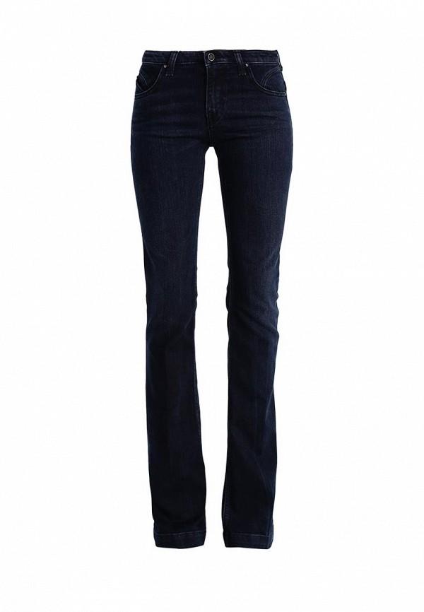 Широкие и расклешенные джинсы Armani Jeans (Армани Джинс) B5J07 1G: изображение 1