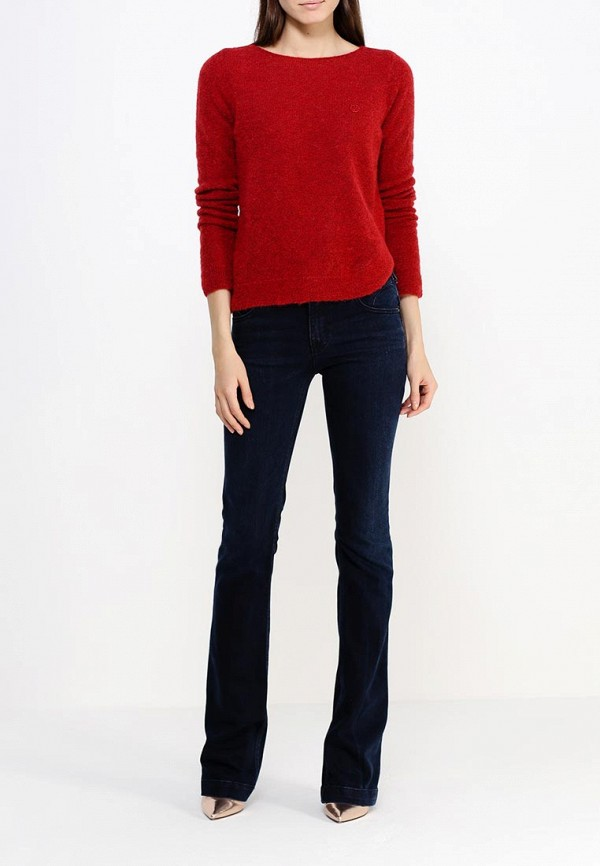 Широкие и расклешенные джинсы Armani Jeans (Армани Джинс) B5J07 1G: изображение 2