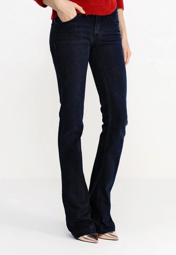 Широкие и расклешенные джинсы Armani Jeans (Армани Джинс) B5J07 1G: изображение 3