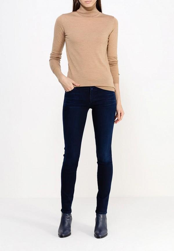 Зауженные джинсы Armani Jeans (Армани Джинс) B5J28 5E: изображение 2