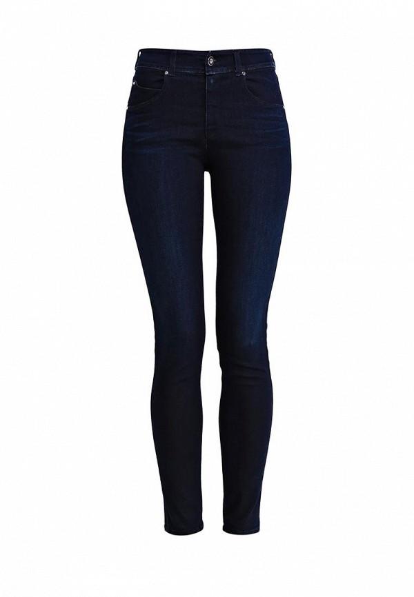 Зауженные джинсы Armani Jeans (Армани Джинс) B5J20 5E: изображение 1