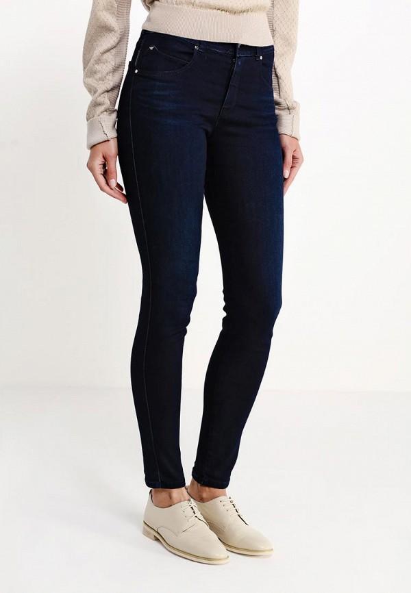 Зауженные джинсы Armani Jeans (Армани Джинс) B5J20 5E: изображение 3