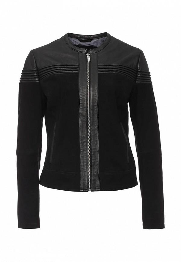 Кожаная куртка Armani Jeans (Армани Джинс) c5b38 wd: изображение 1