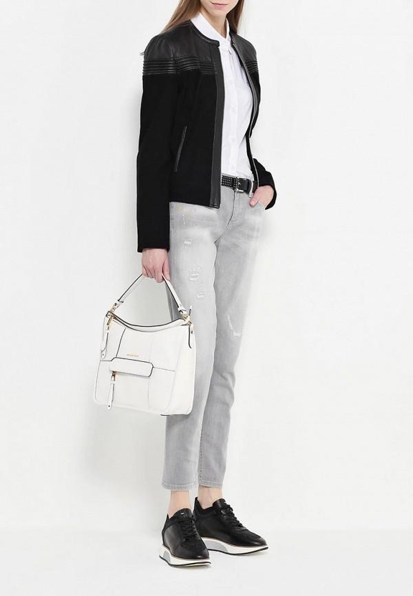 Кожаная куртка Armani Jeans (Армани Джинс) c5b38 wd: изображение 2