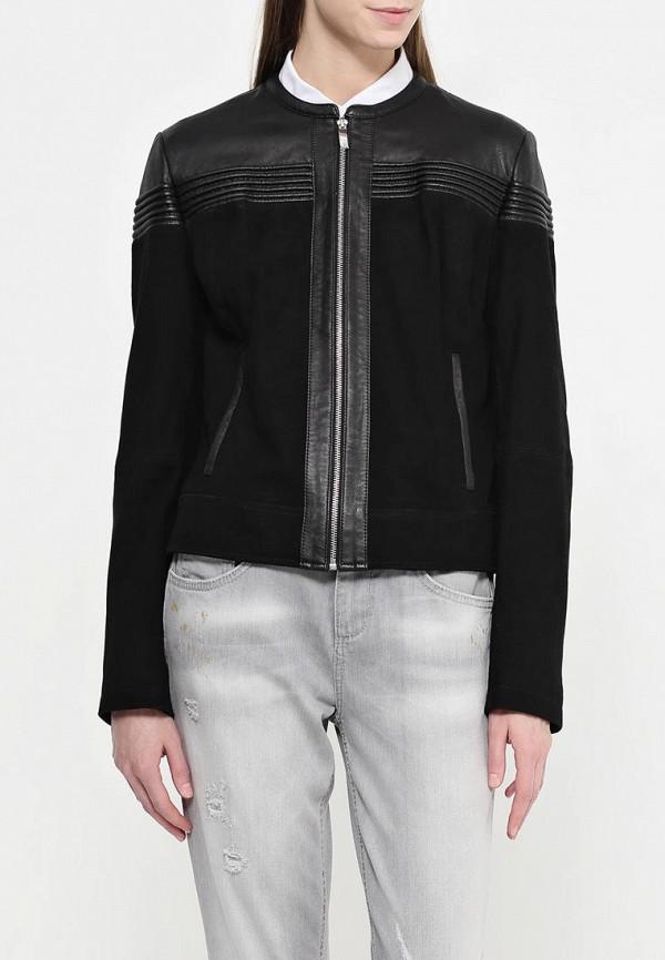 Кожаная куртка Armani Jeans (Армани Джинс) c5b38 wd: изображение 3