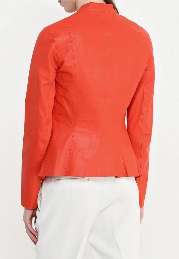 Кожаная куртка Armani Jeans (Армани Джинс) c5n28 wh: изображение 5