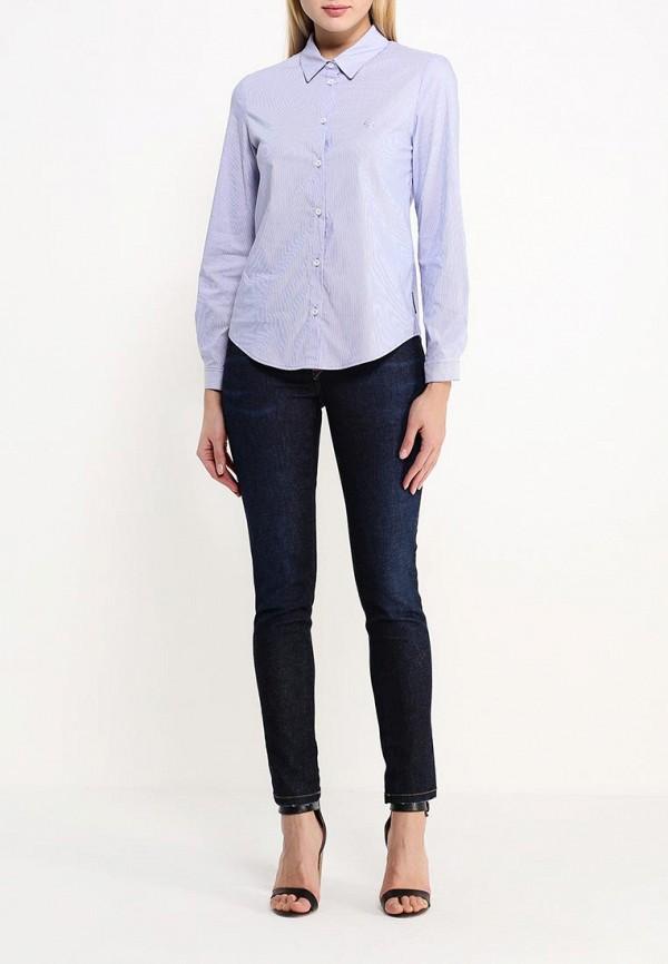Рубашка Armani Jeans (Армани Джинс) C5C24 de: изображение 2