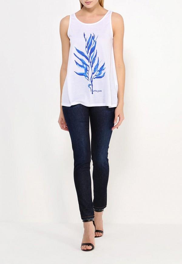 Майка Armani Jeans (Армани Джинс) C5082 ll: изображение 3
