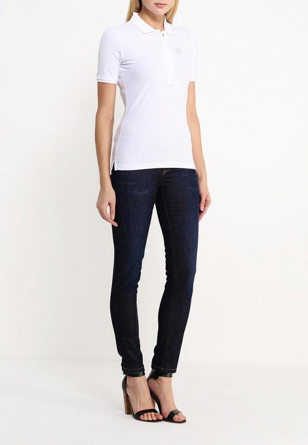 Женские поло Armani Jeans (Армани Джинс) C5M22 xy: изображение 3
