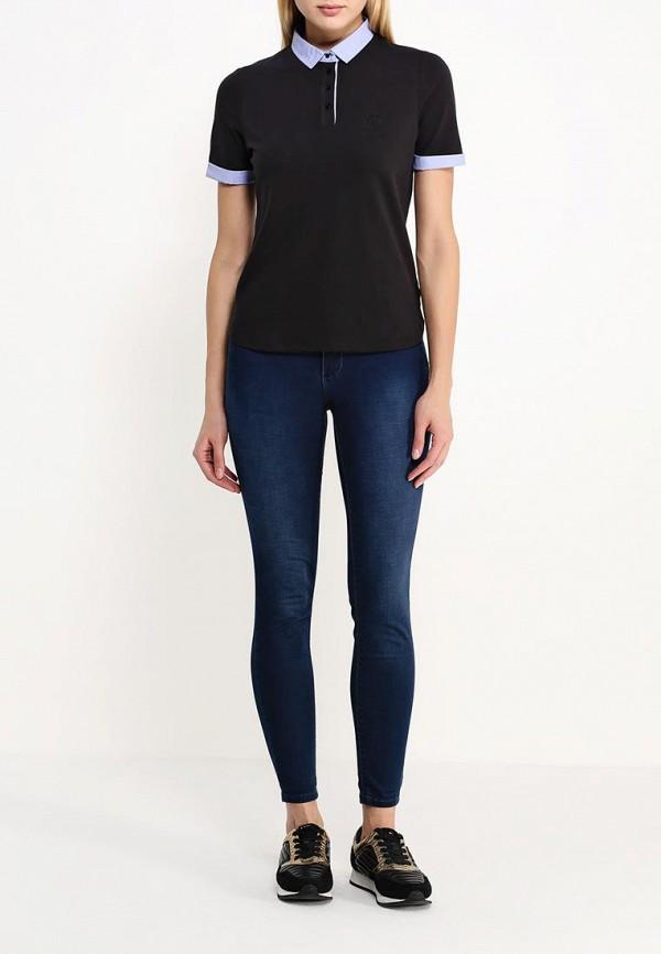 Женские поло Armani Jeans (Армани Джинс) C5M43 xy: изображение 3
