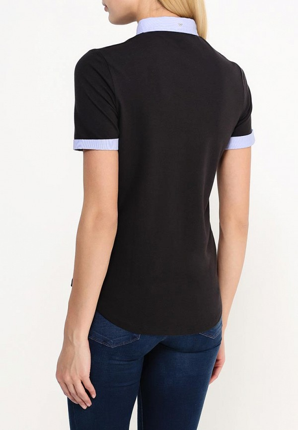 Женские поло Armani Jeans (Армани Джинс) C5M43 xy: изображение 5