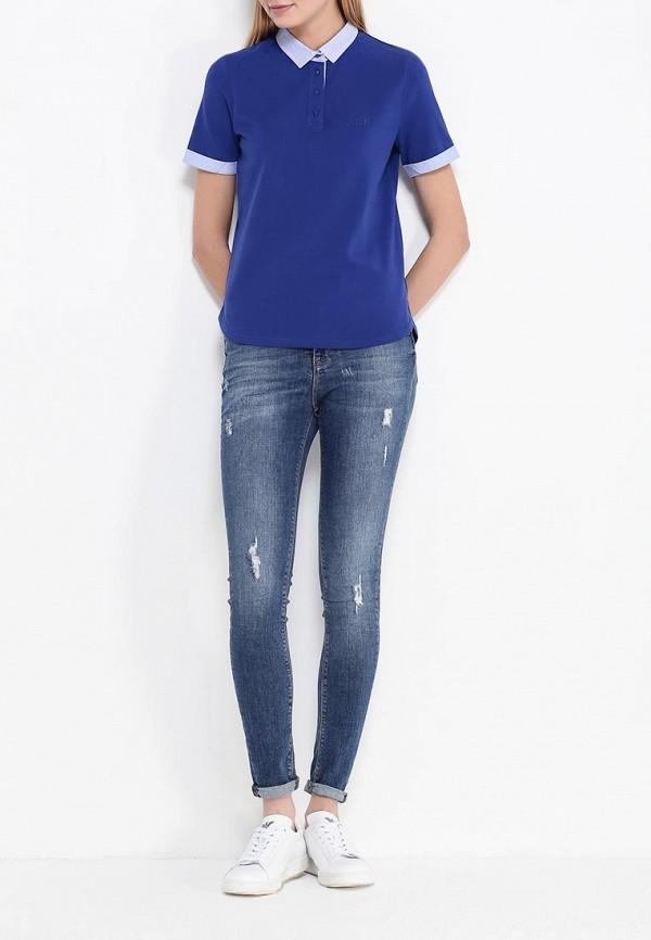 Женские поло Armani Jeans (Армани Джинс) C5M43 xy: изображение 2