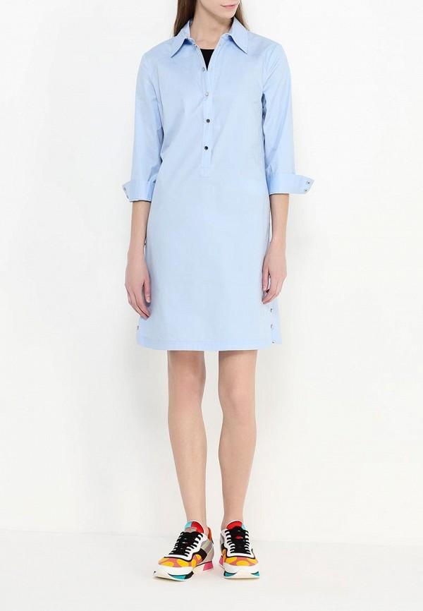Платье-миди Armani Jeans (Армани Джинс) C5A13 pc: изображение 2