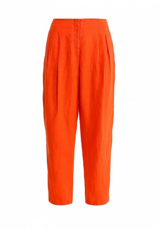 Женские широкие и расклешенные брюки Armani Jeans (Армани Джинс) C5P03 hq