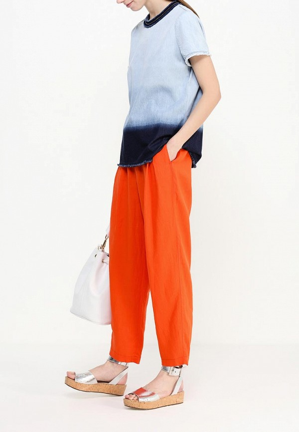 Женские широкие и расклешенные брюки Armani Jeans (Армани Джинс) C5P03 hq: изображение 2