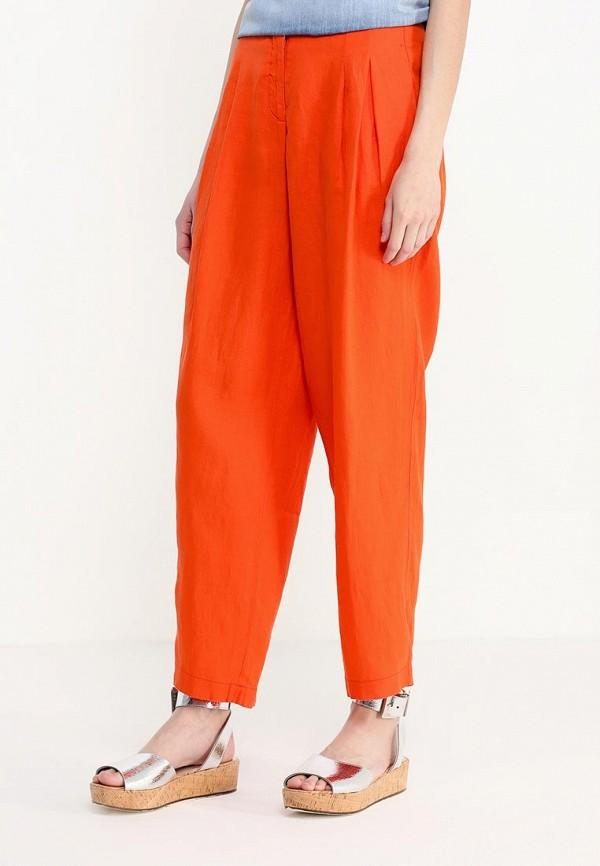 Женские широкие и расклешенные брюки Armani Jeans (Армани Джинс) C5P03 hq: изображение 3