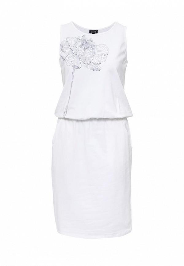 Платье-миди Armani Jeans (Армани Джинс) C5A85 lf: изображение 1