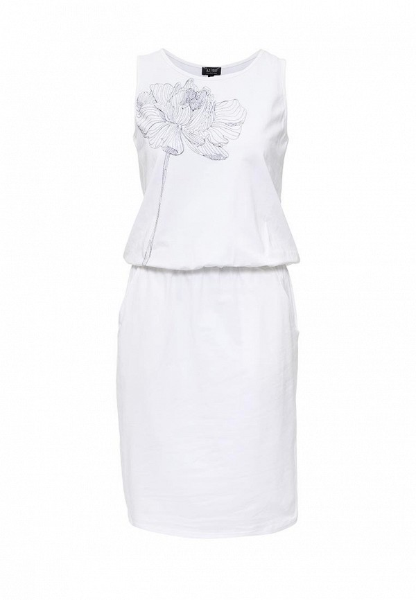Платье-миди Armani Jeans (Армани Джинс) C5A85 lf: изображение 2