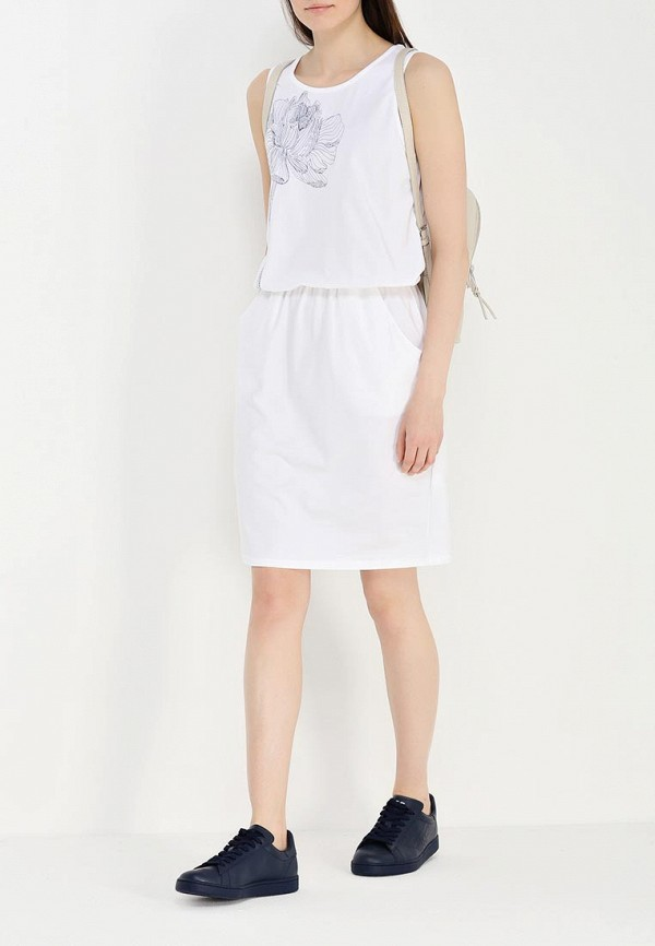 Платье-миди Armani Jeans (Армани Джинс) C5A85 lf: изображение 3