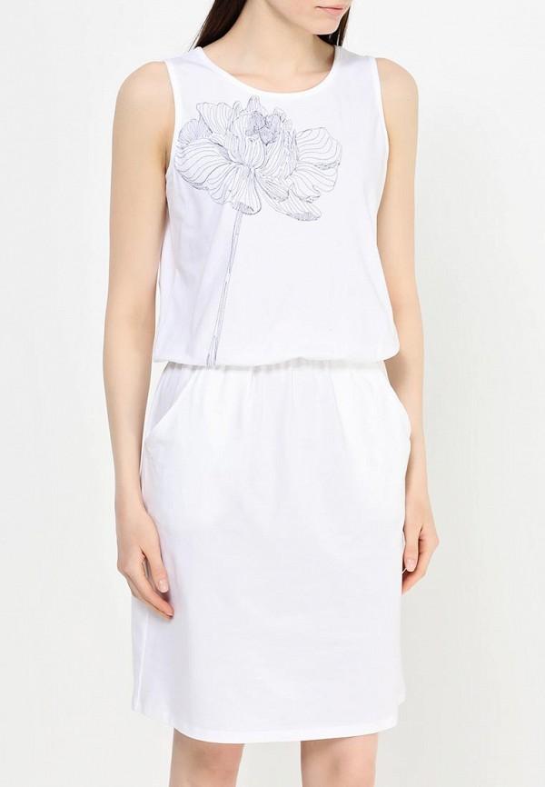 Платье-миди Armani Jeans (Армани Джинс) C5A85 lf: изображение 4